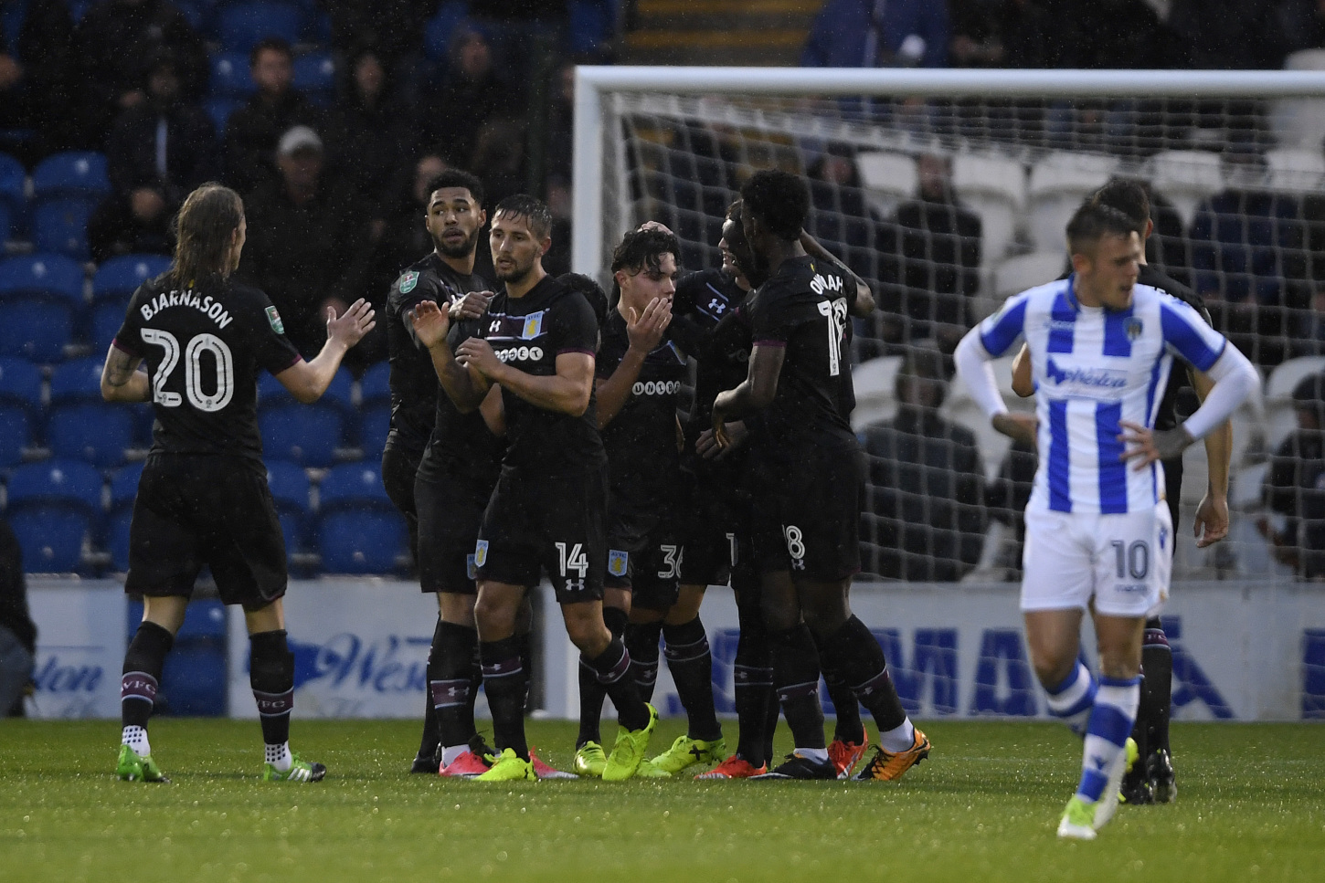Colchester United v Aston Villa - Review
