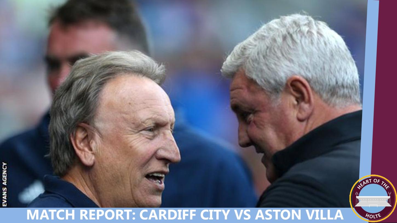 Cardiff City VS Aston Villa - Review