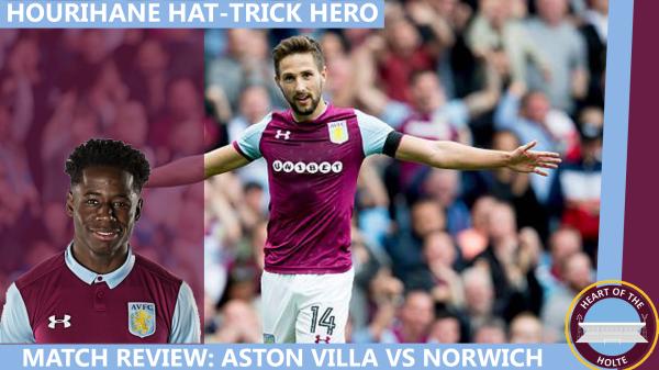 Aston Villa VS Norwich - Review -