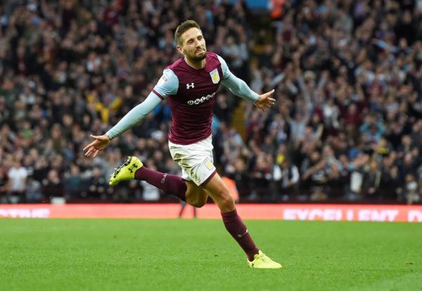 Hourihane scores to send Villa to 10th