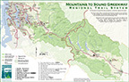Snoqualmie Territory Regional Trails Map Thumbnail Image
