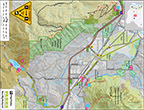 Rattlesnake Mountain Map Image Thumbnail