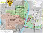 Tolt River & Ames Lake Map Image Thumbnail