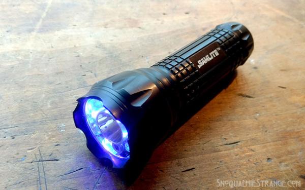 Flashlight c. Jim St. James