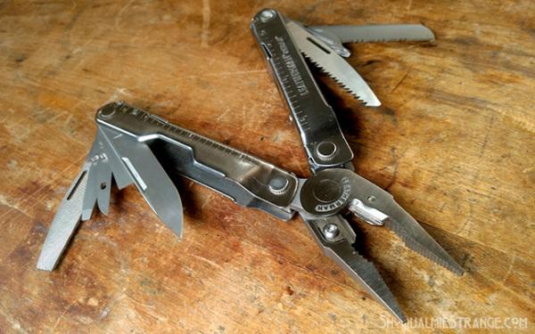 Multi-Tool or Leatherman c. Jim St. James
