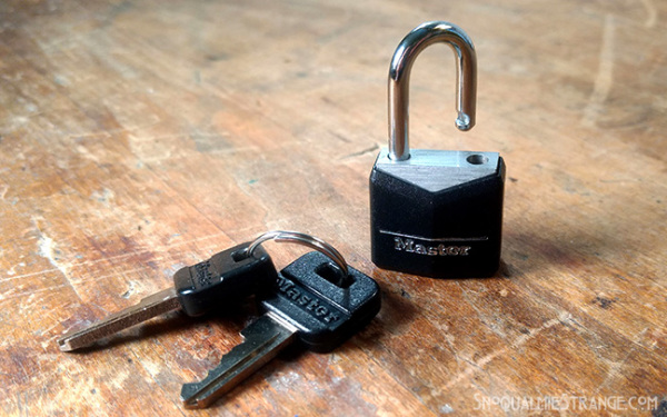 Lock and keys c. Jim St. James