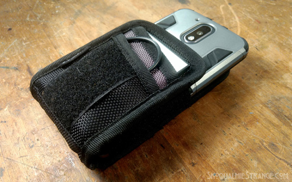 Smartphone and Holster c. Jim St. James
