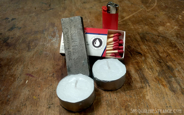 Fire Starting Kit c. Jim St. James