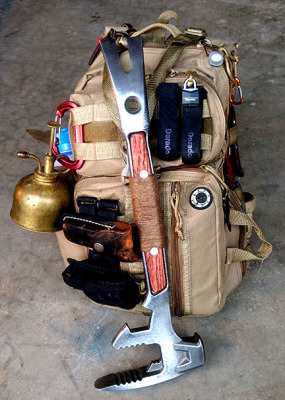 Image of the Bag of Useful Things, or B.U.T c. Jim St. James