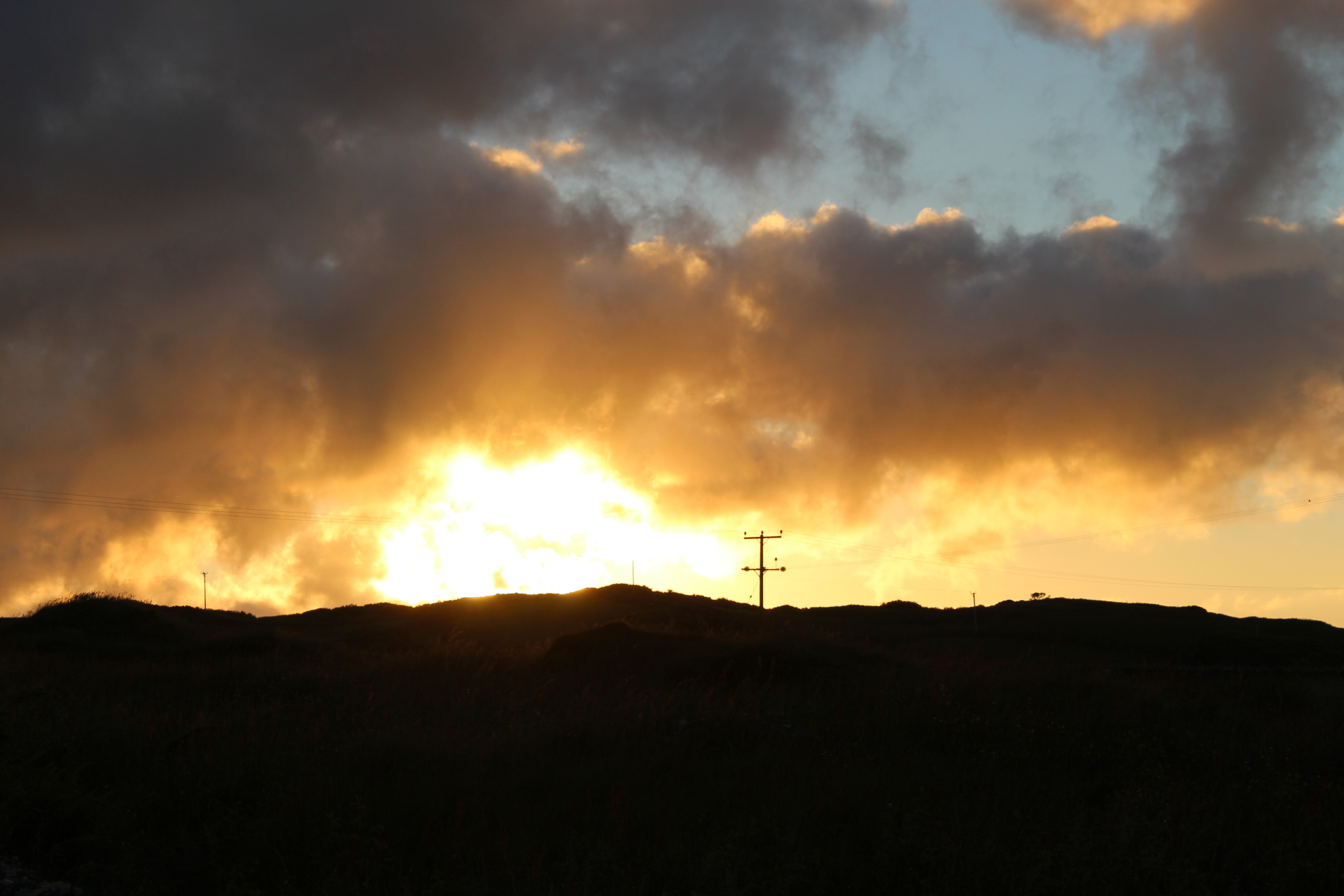 Sunrise on Islay