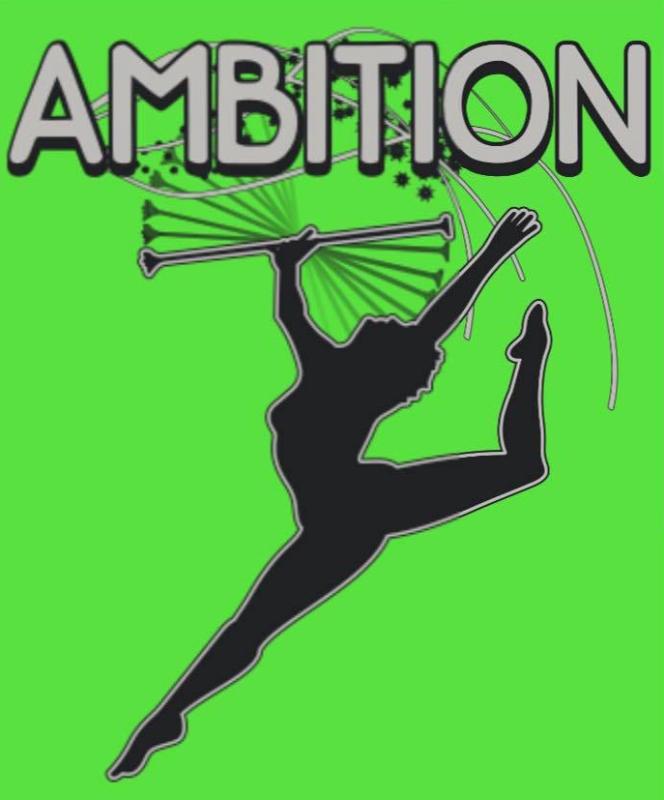 Ambition baton twirling