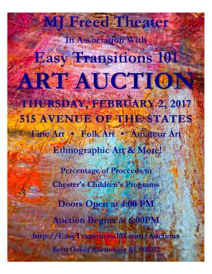Artist Warehouse Art Auction