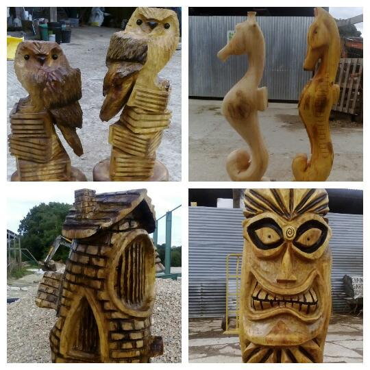 Home sussexchainsawcarving