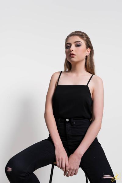 Model: Eleanor Forrest