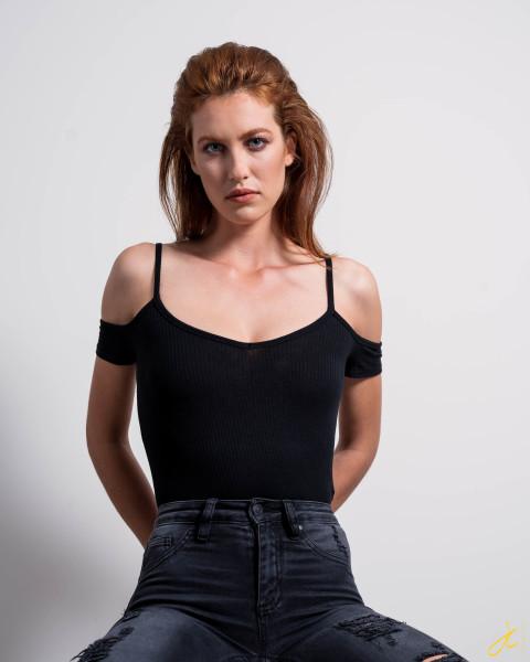 Model: Bianca Saul