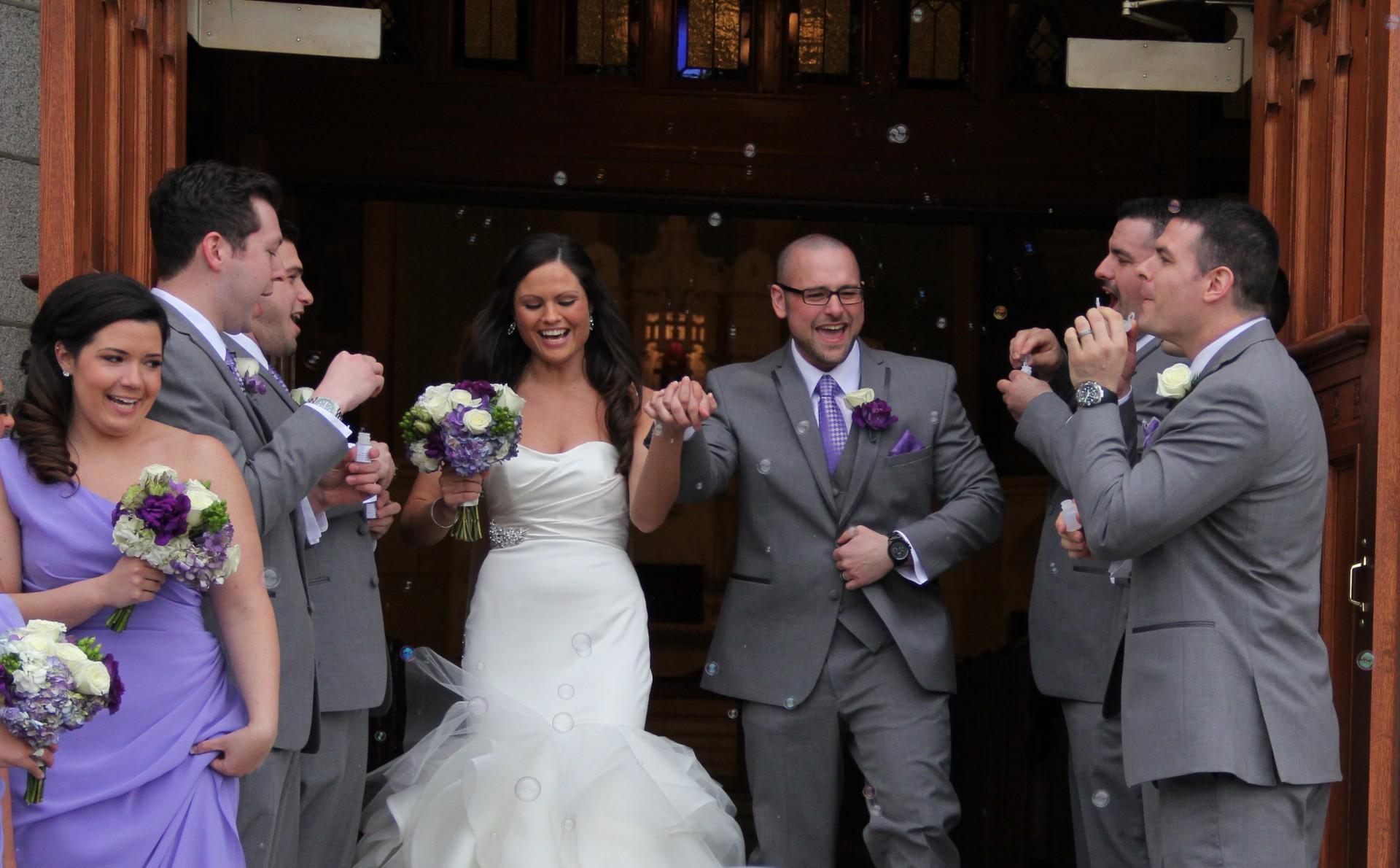 Wedding photographer in Syracuse, NY