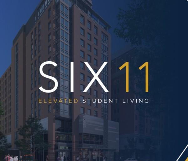 SIX11 // BRAND DEVELOPMENT