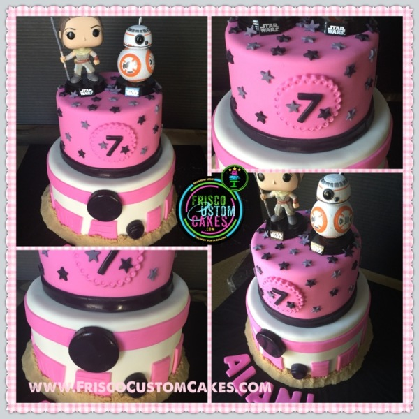 Pink 2/Tier BB8 People