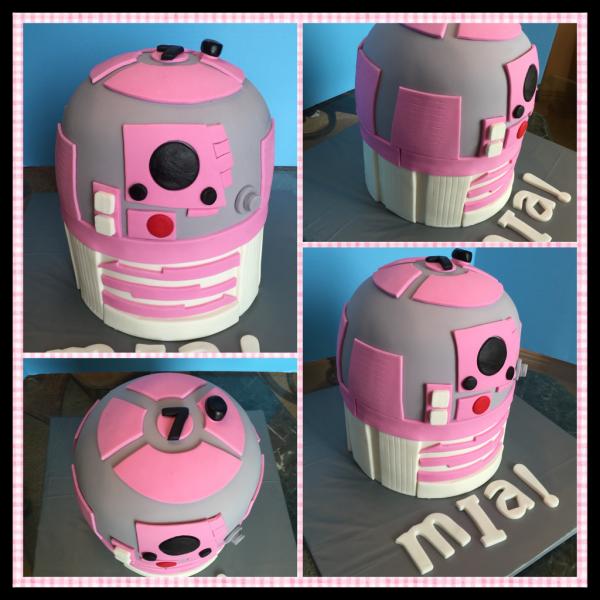 Pink R2D2