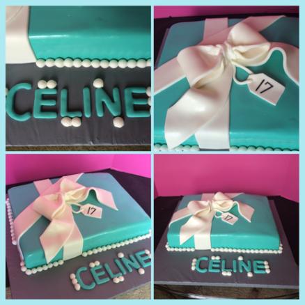 "9/13"" Tiffany Gift"
