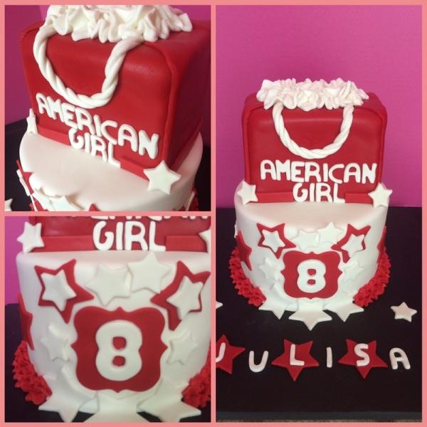 2/tier American Doll