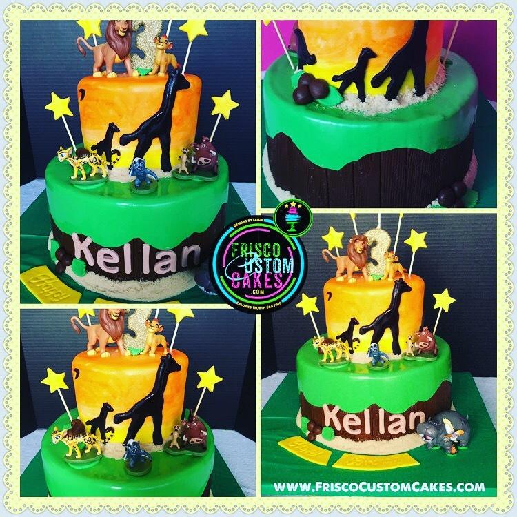 Kellan's sweet Dino's