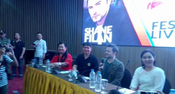FIRST-TIME STAMPEDE MANADO, IT'S THE MOST LIKED SHANE FILAN