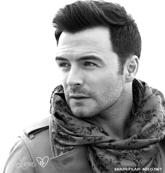 Shane Filan has a new band for his Love Always tour