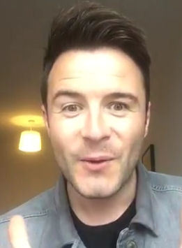 WATCH: Shane's live video chat