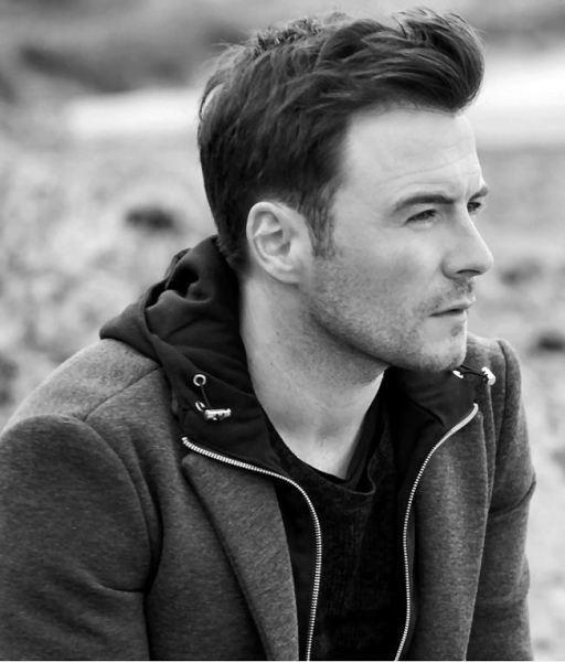 Shane Filan - former Westlife member coming to Vietnam