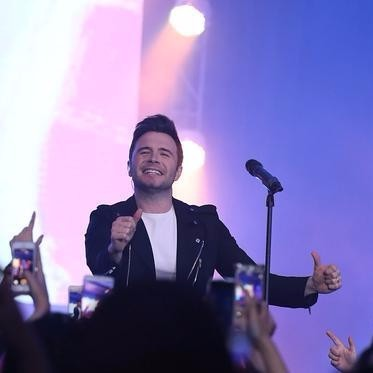Shane Filan Ready to Hold Another Concert in Indonesia