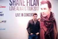 SHANE FILAN WOWED SURABAYA AT HIS 'LOVE ALWAYS TOUR' PRESS CONFERENCE
