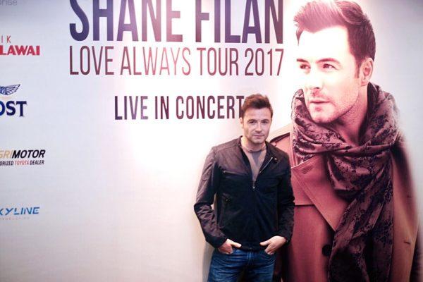 SHANE FILAN WOWED SURABAYA AT HIS 'LOVE ALWAYS TOUR' PRESS CONFERENCE
