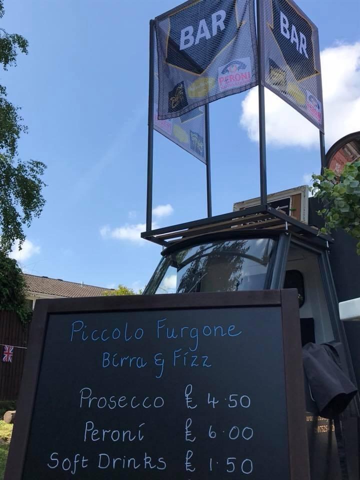 Piccolo Furgone at Cross Farm Infant School