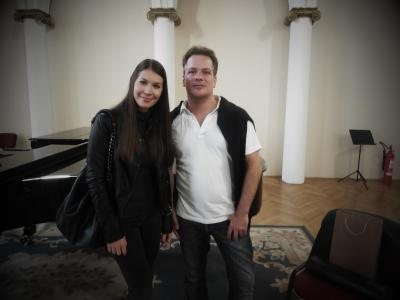 With Emmanuel Pahud