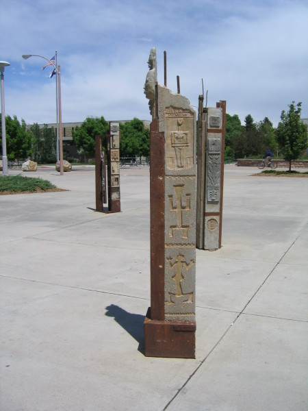 Pillars Antiquity