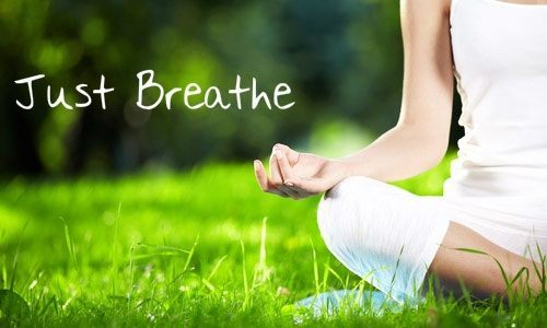The Importance of breathing