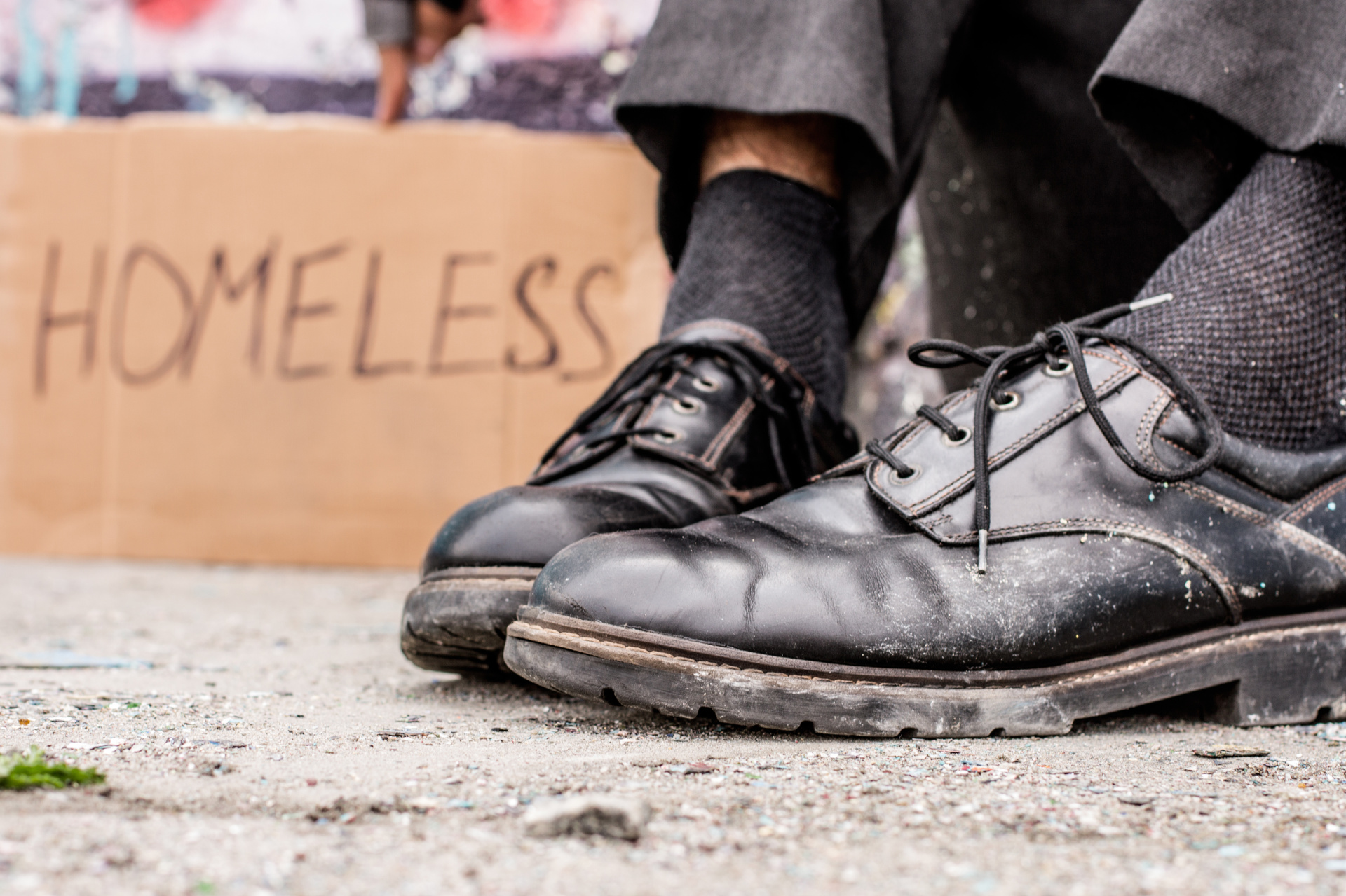NMP Homeless - SUPPORT
