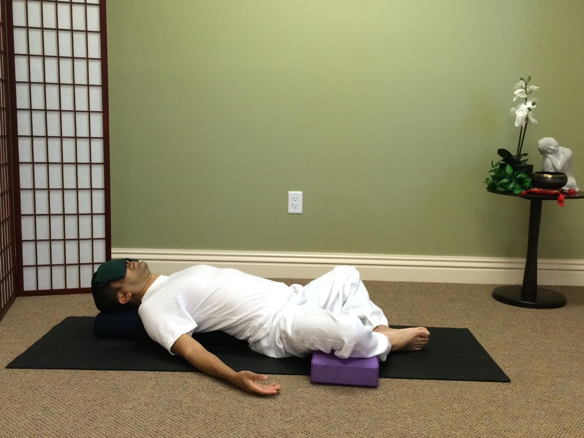 Benefits of Restorative/Yin yoga