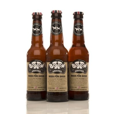BOTTOM SNIFFER BEER FOR DOGS