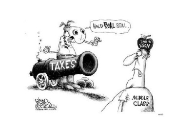 1% Tax Increase