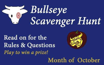 October Scavenger Hunt