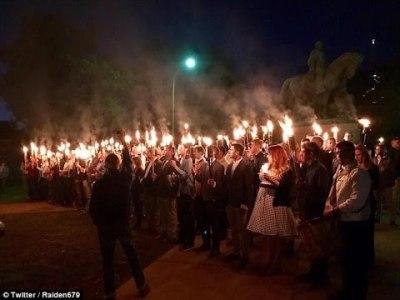 Mayhem in Charlottesville