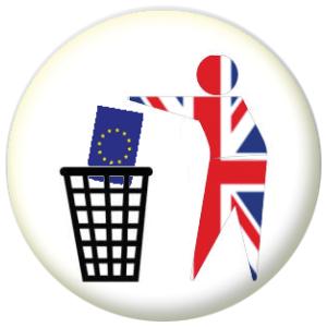 Noisy Brexit, please