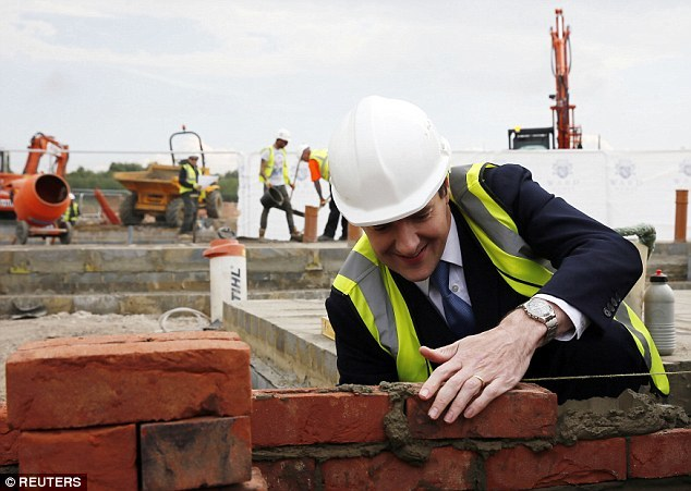 Osborne fixed the roof