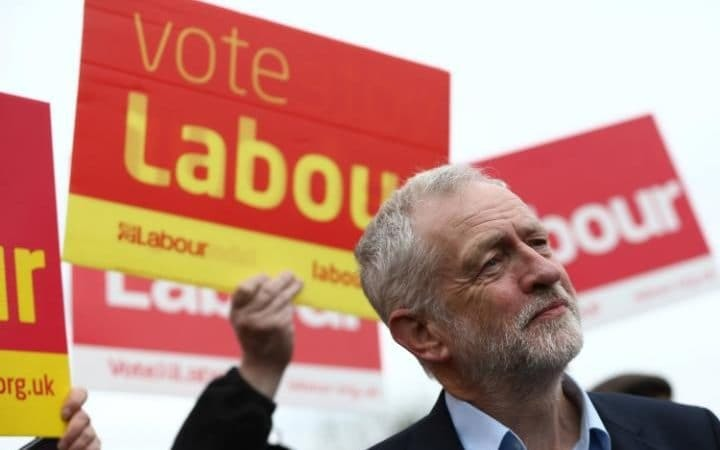 Labour, not Corbyn