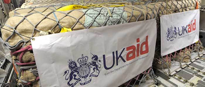 Winning support for foreign aid