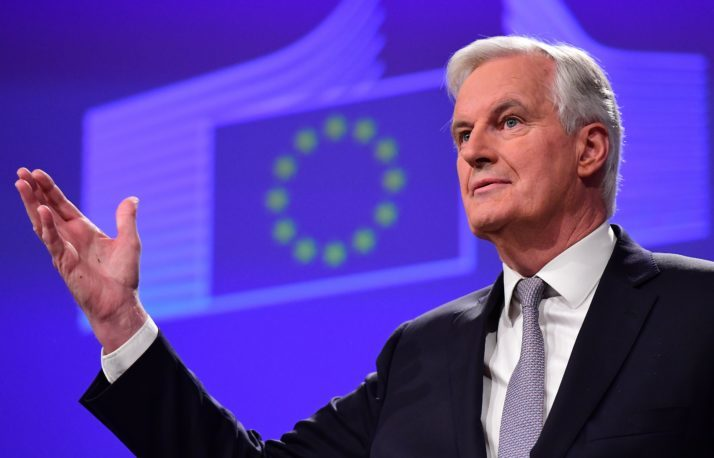 Educating Monsieur Barnier