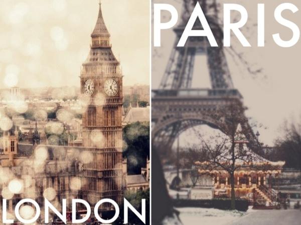Paris séduit Londres