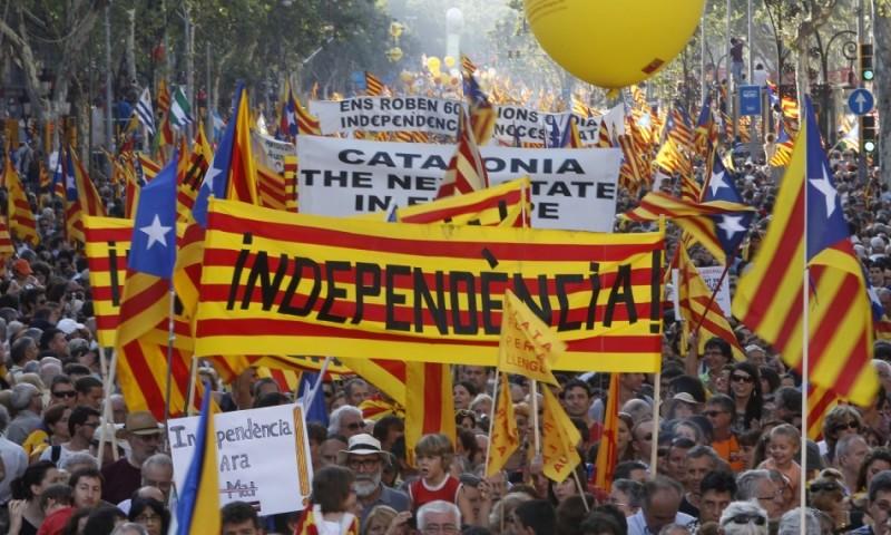 Catalonian determination